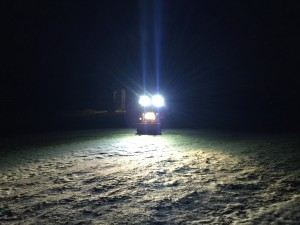 Headlights Plus ROPS Lights