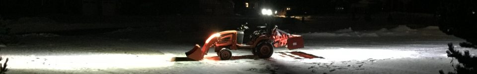 ROPS Lights LED Worklight Kits for Kubota Zero Turn Mowers |